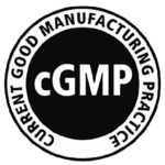 CGMP logo black