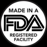 FDA Cert logo