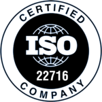 ISO 22716 logo